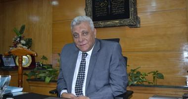 اللواء علاء شوقى مدير أمن البحيرة
