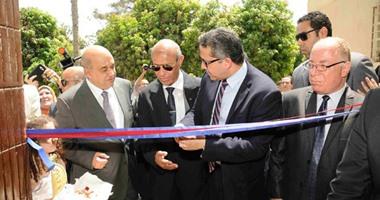 بالصور.. وزير الآثار: أسبوع مجانى لزيارة متحف ركن فاروق بمناسبة افتتاحه