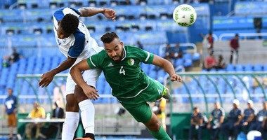 أولمبياد 2016.. بالفيديو.. أخطاء الحارس تهزم الجزائر أمام هندوراس