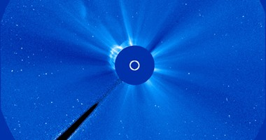 عاصفة مغناطيسية تضرب الأرض غدًا وتؤثر على شبكة الاتصالات