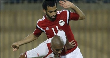 محمد صلاح يرتدى رقم  10  لأول مرة أمام بتسوانا