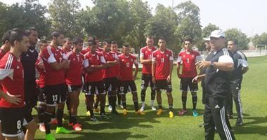 المنتخب الأولمبى يتعادل أمام المغرب 3/3 فى اللحظات الأخيرة