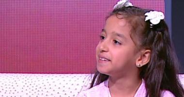 """أصغر متبرعة لـ""""تحيا مصر"""": اتبرعت بجائزتى بمسابقة القرآن عشان بحب بلدى"""