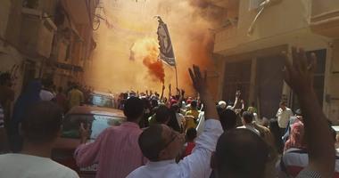 ضبط 5 من عناصر الإخوان بأسوان متهمين بإثارة الشغب والعنف