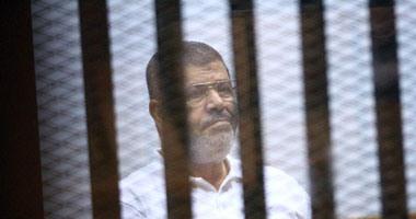 """اليوم.. استئناف محاكمة مرسى و35 آخرين فى """"التخابر الكبرى"""""""