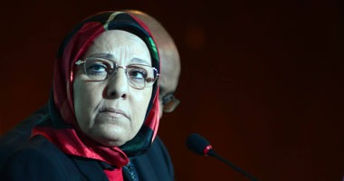 الدكتورة ناهد عشرى وزيرة القوى العاملة والهجرة