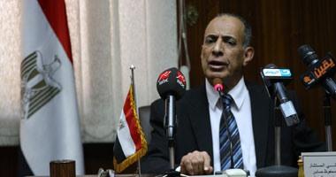 """وزير العدل يقرر نقل جلسات قضية """"المتهمين باستهداف رجال الشرطة"""" لـ 6 أكتوبر"""