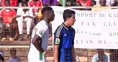 التعادل السلبى يُخيّم على الشوط الأول من مباراة الأهلى والقطن الكاميرونى