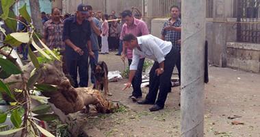 ننشر أسماء المصابين فى حادث انفجار عبوة بمحيط وزارة الخارجية