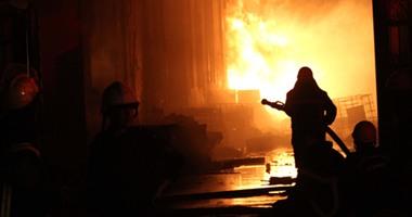 الحماية المدنية: احتراق 9 منازل وإصابة 8 أشخاص فى حريق عزبة فودة