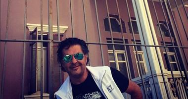 صور الفنان راغب علامة على انستجرام مام منزلة الجديد فى سوليدير بلبنان