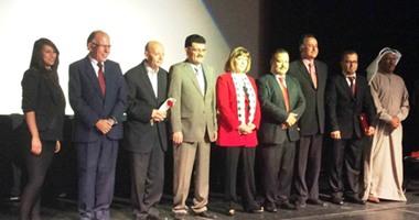 بالصور.. افتتاح مهرجان عشيات طقوس المسرحية الدولية