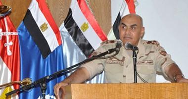 """وزير الدفاع يشهد المشروع التعبوى """"باهر 19"""" بالجيش الثانى الميدانى"""