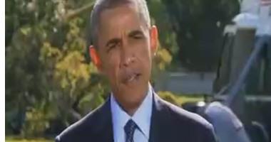 أوباما: غاراتنا مستمرة حتى القضاء على داعش .. و خوراسان  أحد أهدافنا