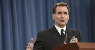 وزارة الدفاع الأمريكية: سنواصل دعم جهود مصر لمواجهة خطر الإرهاب