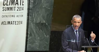 أوباما: لابد من تغيير الوضع القائم بين الفلسطينيين والإسرائيليين