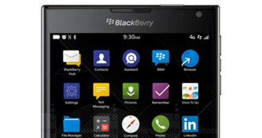 ���������� ������� ������� �� �������� ���� ���� ���� BlackBerry ������ Passport