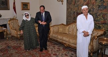 نتيجة بحث الصور عن الحاجة زينب، التى تبرعت بأموالها لمصر