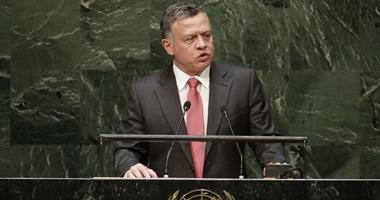 ملك الأردن يعزى أمير قطر فى وفاة الشيخ خليفة بن حمد آل ثانى