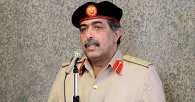تعيين العقيد أحمد المسمارى ناطقًا رسميًا لقيادة الجيش الليبى