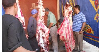 القصابين: 60% حجم الركود فى سوق اللحوم لانخفاض القوى الشرائية للمستهلك