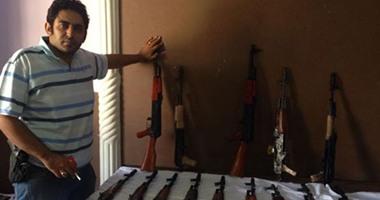 أمن سوهاج يقتل المتهم الثانى فى واقعة استشهاد ضابط وإصابة آخر