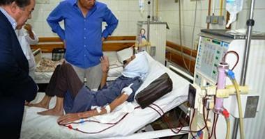 مرضى الغربية يعانون الإهمال فى مستشفيات الموت