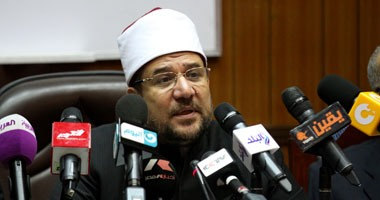 وزير الأوقاف: المسجلون خطر أذرع  الجماعات الإرهابية لتحقيق  مطامعها
