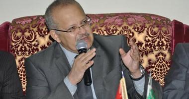 نائب رئيس جامعة القاهرة يشارك فى فعاليات معرض الشارقة الدولى للكتاب