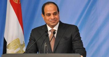 الرئيس السيسى يلتقى أعضاء مجلس الأعمال للتفاهم الدولى