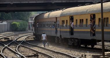 مواعيد قطارات سكك حديد مصر غدا الخميس اليوم السابع