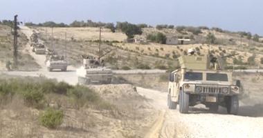 تفجير 11 عبوة ناسفة خلال عمليات أمنية فى شمال سيناء