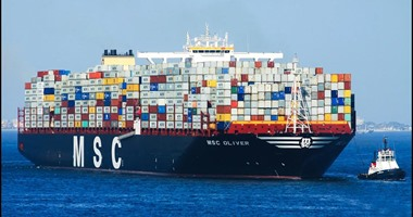 عبور 47 سفينة من قناة السويس اليوم بحمولة 2 مليون طن