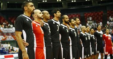 مصر أمام المغرب فى بطولة أفريقيا لرجال الطائرة