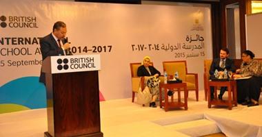 وزير التعليم يكرم 36 مدرسة مصرية فى جائزة المدرسة الدولية