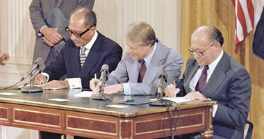 س وج.. كل ما تريد معرفته عن اتفاقية كامب ديفيد فى ذكرى توقيعها؟