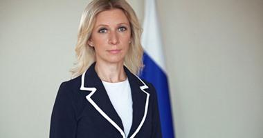 المتحدثة باسم وزارة الخارجية الروسية ماريا زاخاروفا
