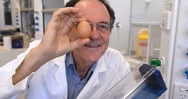 """أسترالى يفوز بـ""""IG نوبل"""" لإعادته بيضة مسلوقة سيرتها الأولى"""
