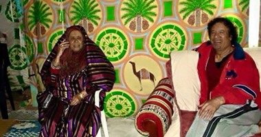 وفاة شقيقة الرئيس الليبى الراحل معمر القذافى فى مصر