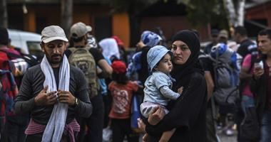 السلطات الألمانية تتوقع وصول 1.5 مليون لاجئ إلى أراضيها هذا العام
