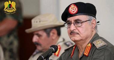 """المتحدث باسم الجيش الليبى: حفتر سينقل للإعلام موقفه من حكومة """"السراج"""""""