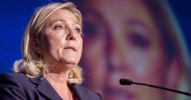 مارين لوبن مرشحة الرئاسة الفرنسية تنفى منح حارسها الشخصى وظيفة وهمية
