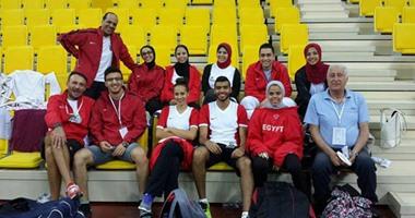مصر تسيطر على ذهبيات الفرق فى البطولة الأفريقية لناشئين السلاح