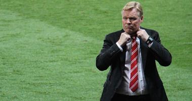 كومان يرفض خلافة بليند فى تدريب المنتخب الهولندى