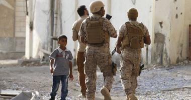 مقتل أكثر من 15 من ميليشيات الحوثى فى غارات للتحالف العربى غربى مدينة تعز
