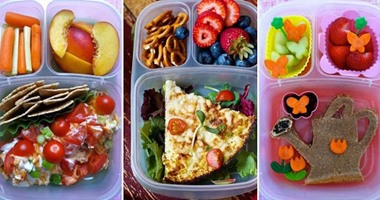 4 tricks you must know before entering schools to prepare lunch boxes easily.. Prepare it at night