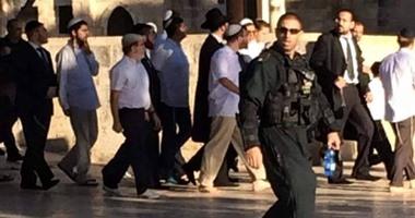 فلسطين اقتحامات المستوطنين باحات المسجد الأقصى يستدعي تدخلا دوليا
