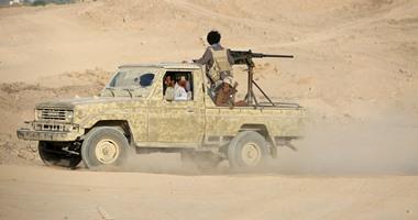 مقتل مدنى وجرح 10 آخرين فى قصف للحوثيين على مستشفى فى تعز اليمينة