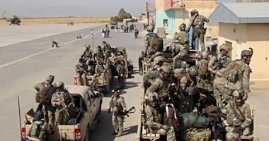 مقتل 15 مسلحا فى غارات أمريكية على مخابئ لداعش شرق أفغانستان