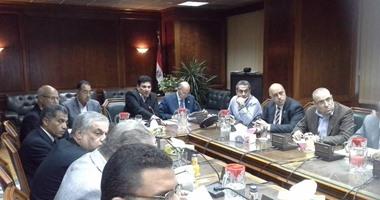 وزير الرى: جارى الإعداد لرفع تقرير للرئيس عن المليون و500 ألف فدان